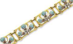 Art Nouveau Bracelet by Boucheron ca.1900