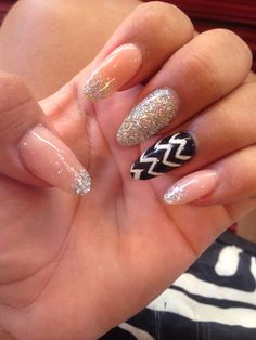 Spring type of nails