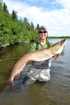 Alaskan Northern Pike - Simms Fishing Products