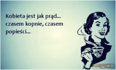 Kobieta jak prąd. www.pocisk.org