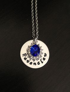 Harry Potter Ravenclaw Necklace, $19.50