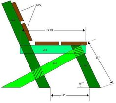 Plans for a bench bench plans Modern outdoor bench plans from ana I removed the short legs Free woodworking plans Wood Bench Plans, Garden Bench Plans, Garden Benches, 2x4 Bench, Park Benches, Garden Chairs, Table Plans, Woodworking Bench, Woodworking Projects