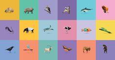 Especies en peligro de extinción hechas con CSS