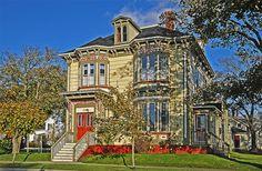 Home in Yarmouth, Nova Scotia
