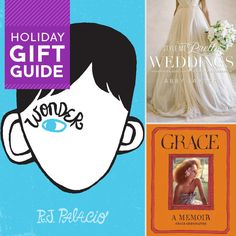 A Book For Every Person on Your Holiday List No need to stress over holiday shopping — we've curated a collection of the best 2012 reads to cover everyone on your list. Hoping to find the perfect present for your foodie relative, your engaged pal, or your co-worker who's obsessed with all things pop culture? You'll find all that and more in this comprehensive gift guide. The best part: books couldn't be easier to wrap. Click through to complete your holiday shopping in a snap!
