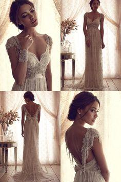 Anna Campbell- Gossamar Collection Aisling Dress