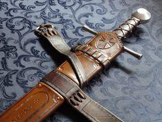 Sword/Belt/Scabbard study...