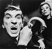 Barnabas Collins, the original Dark Shadows.  A soap opera I watched after school! don't forget the original when Depp/Burton make their version. I won't forget you, Jonathan!!!