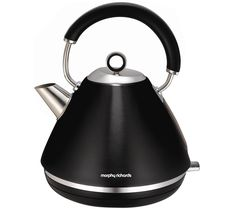MORPHY RICHARDS Accents 102002 Traditional Kettle - Black