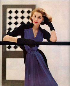 "Suzy Parker-all new vintage clothes pins are now being pinned to my new board ""Vintage Wear""."