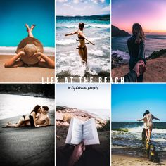 Lightroom Presets, Instagram Feed, Summer Time, Travel Photos, Vacations, Photographers, Etsy Shop, Beach, Life