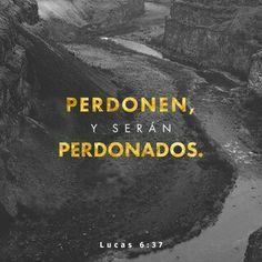 »No juzguen a los demás, y no serán juzgados. No condenen a otros, para que no se vuelva en su contra. Perdonen a otros, y ustedes serán perdonados. Lucas 6:37 NTV http://bible.com/127/luk.6.37.NTV