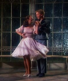 """(2) this dress worn by Liesl (also in """"The Sound of Music"""")"""