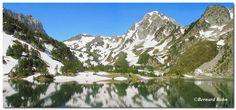 Roc blanc, étang de Laurenti