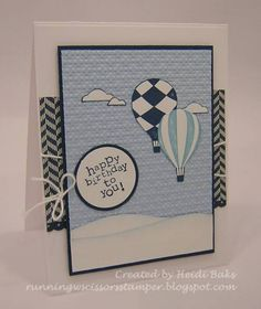 SUOC61 Everything Blue by hlw966 - Cards and Paper Crafts at Splitcoaststampers
