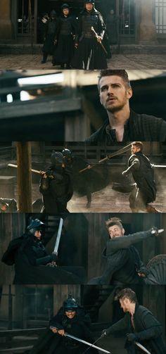 Outcast (2014 film) - Hayden Christensen as Jacob