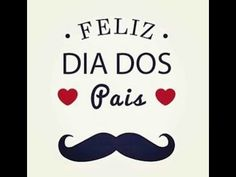 Mensagem Feliz Dia dos Pais 2017 Happy Fathers Day Pictures, Happy Week End, Diy And Crafts, Card Making, Clip Art, Lettering, Signs, Words, Prints
