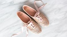 7 Rose Gold Sneakers You Need in Your Life | Allure