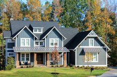 Exclusive Craftsman House Plan with Bonus Over Garage - 500023VV - 01