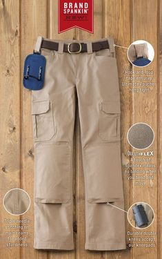 9ddef076cb Women's Ultimate Fire Hose Cargo Pants are the ultimate in unbeatable  toughness, free-moving