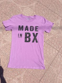 Made in The Bronx (BX) Tee
