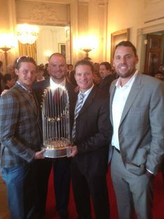 Buccholtz, Lester, Peavy and Lackey - via Twitter