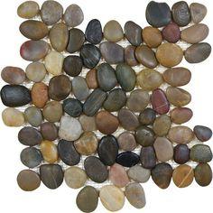 Bora Wilderness Round Pebble #riverrock #pebbles