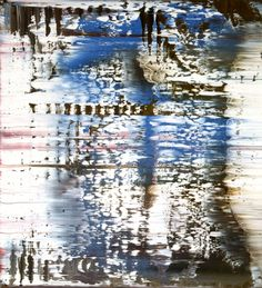 Gerhard Richter » Art » Paintings » Abstracts » Abstract Painting » 805-2