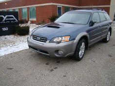 2005 Subaru Outback have a blue one.