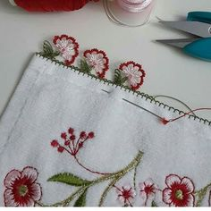 Turkish needle lace - needlework needlework models - For 2017 Needle Lace Samples - Thoughts & Ideas & Suggestions Crochet Unique, Crochet Motif, Knit Crochet, Embroidery Stitches, Hand Embroidery, Embroidery Designs, Needle Tatting, Needle Lace, Hobbies And Crafts