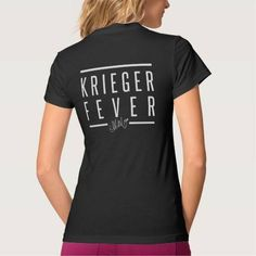(Krieger Fever-American Apparel Women's T T Shirt) #AliKrieger #Soccer #UsSoccer #Uswnt is available on Funny T-shirts Clothing Store http://ift.tt/29Vn7YT