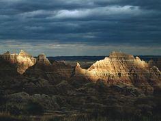 Badlands National Park by Tucker Stapleton