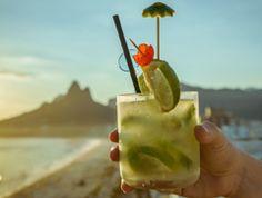 Río 2016 con sabor a caipiriña