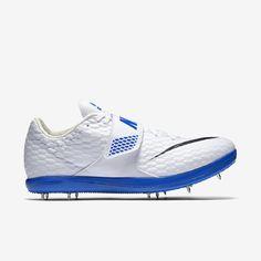 NEW Unisex Nike High Jump Elite Shoes Men's 11.5 Women's 13 NIB 806561-100  $120 #Nike #TrackField