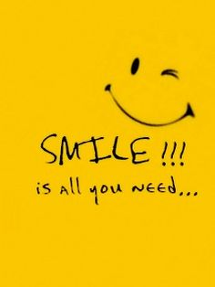 Smile smile quotes World Smile Day Need Quotes, Wish Quotes, Smile Quotes, Happy Quotes, Positive Quotes, Motivational Quotes, Inspirational Quotes, Happy Smile, Make You Smile