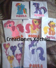 Libretas my little pony personalizadas a tu gusto... Ventas al 6221425386 wsp