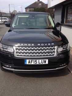 The Range Rover Vogue #carleasing deal | One of the many cars and vans available to lease from www.carlease.uk.com