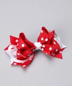 red and white bow @Diane Haan Lohmeyer Wilcoxon +Guss @ParentsCanada @Julia Richey Pearl PR @Jay Wheeler Avenue #PCCanadaDay