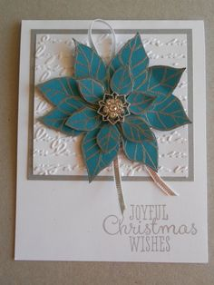 Joyful Christmas - Stampin' Connection