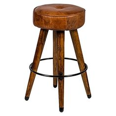 Zanui $299.95 Set up your kitchen bench or bar table with the Infinity Bar Stool from Casa Uno for comfortable-cool style.