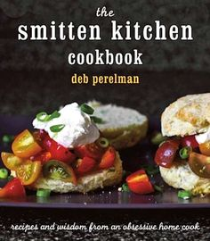 NEW 2012 COOKBOOK: The Smitten Kitchen Cookbook, written by food blogger Deb Perelman, was released in October. It's a replica of the popular blog albeit with many new recipes and it would be an amazing foodie gift idea.  Great recipes, great photos and apparently a joy to read.  Like this pin if the Smitten Kitchen Cookbook is on your wish list and let us know what you think if you already own it. I can't wait to get my hands on it. How about you? $19.75