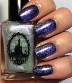 Enchanted Polish - Castle on a Cloud, BN, looking to swap for another EP.  Will pair up with Ice Castle for a highly sought EP.