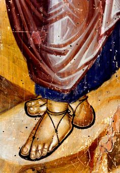 PREVIOUS Byzantine Icons, Byzantine Art, Religious Icons, Religious Art, Icon Clothing, Paint Icon, Best Icons, Painted Clothes, Archangel Michael