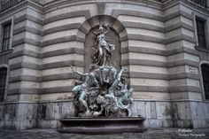 Detail of Hofburg Imperial Palace. Vienna | by Abariltur