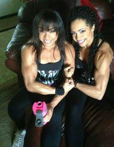 Fitness Motivation: Erica & Sondra Blockman