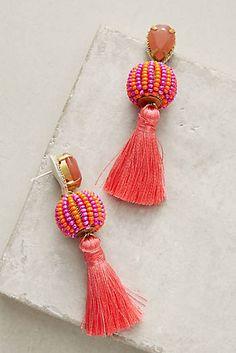 447a5e3e5ab4 Lisboa Drop Earrings Tassel Necklace
