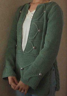 Caftan Pullover by Norah Gaughan