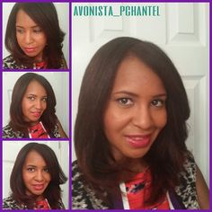 This Avon RepPorter is #NYFW ready!!! My #fotd is all #Avon featuring the new wine with everything lipstick!!! Oh and check out my hair!! Yes!! #avonmakeup #MakeupMaven #beauty #fashion #makeupjunkie #naturalhair