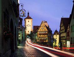 Rothenburg, Alemania - Los pueblos de cuento más bonitos del mundo
