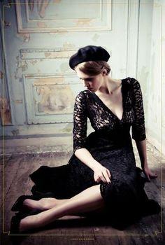 Lena Hoschek Katalog Autumn - Winter 2012/13#share